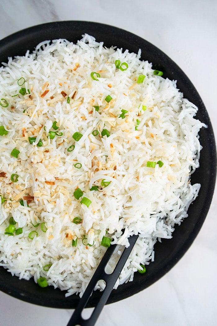 Best Coconut Milk Rice