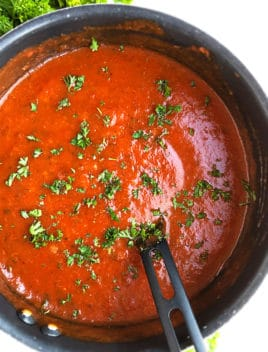 Homemade Marinara Sauce Recipe